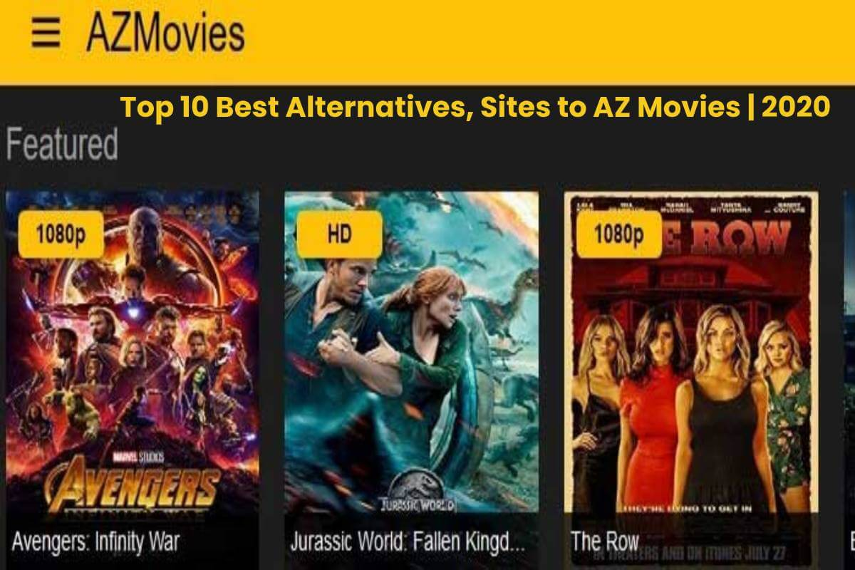 AZMovies – Watch Movies from A to Z Movies