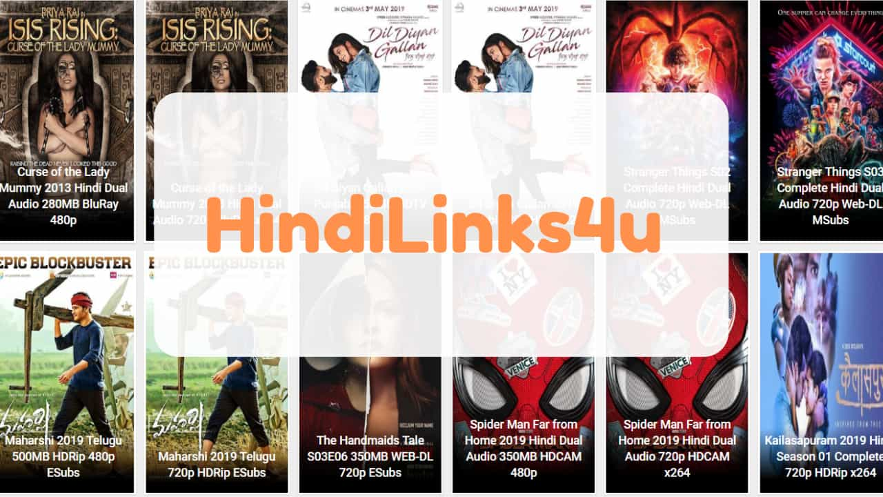 Hindilinks – Watch Free Movies and TV Shows Online on hindilinks4u