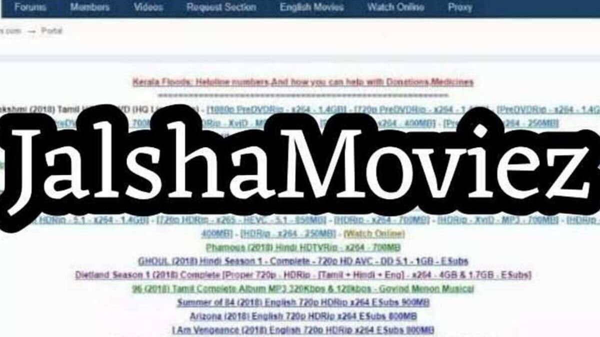 Jalshamoviez – full HD Bollywood, Hollywood, Tollywood & South films
