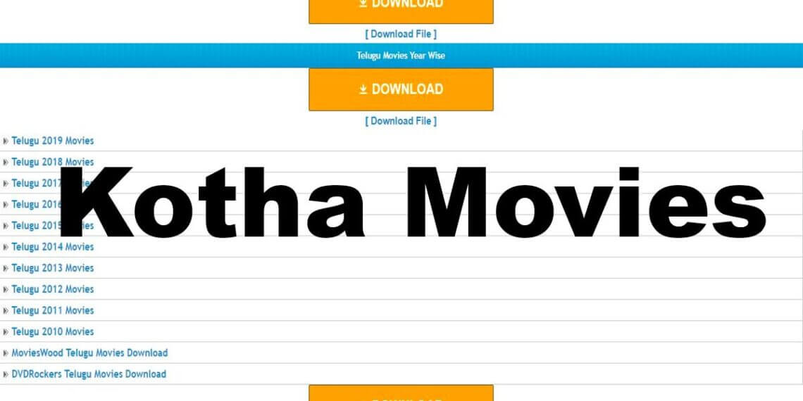Kotha Movies 2020 – Download Kotha Movies HD Telugu Movies, Latest Kotha Movies Movies News at Kotha Movies com