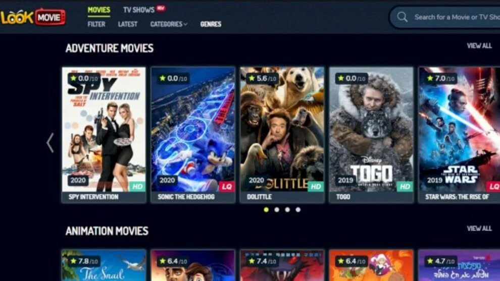 Lookmovie – Watch Latest Movies And TV Shows For Free on lookmovie ag