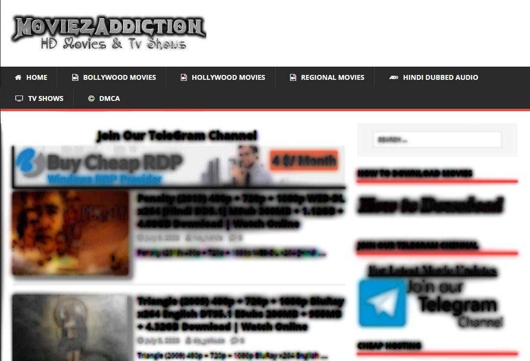 MoviezAddiction 2020: Free HD Films Obtain On-line