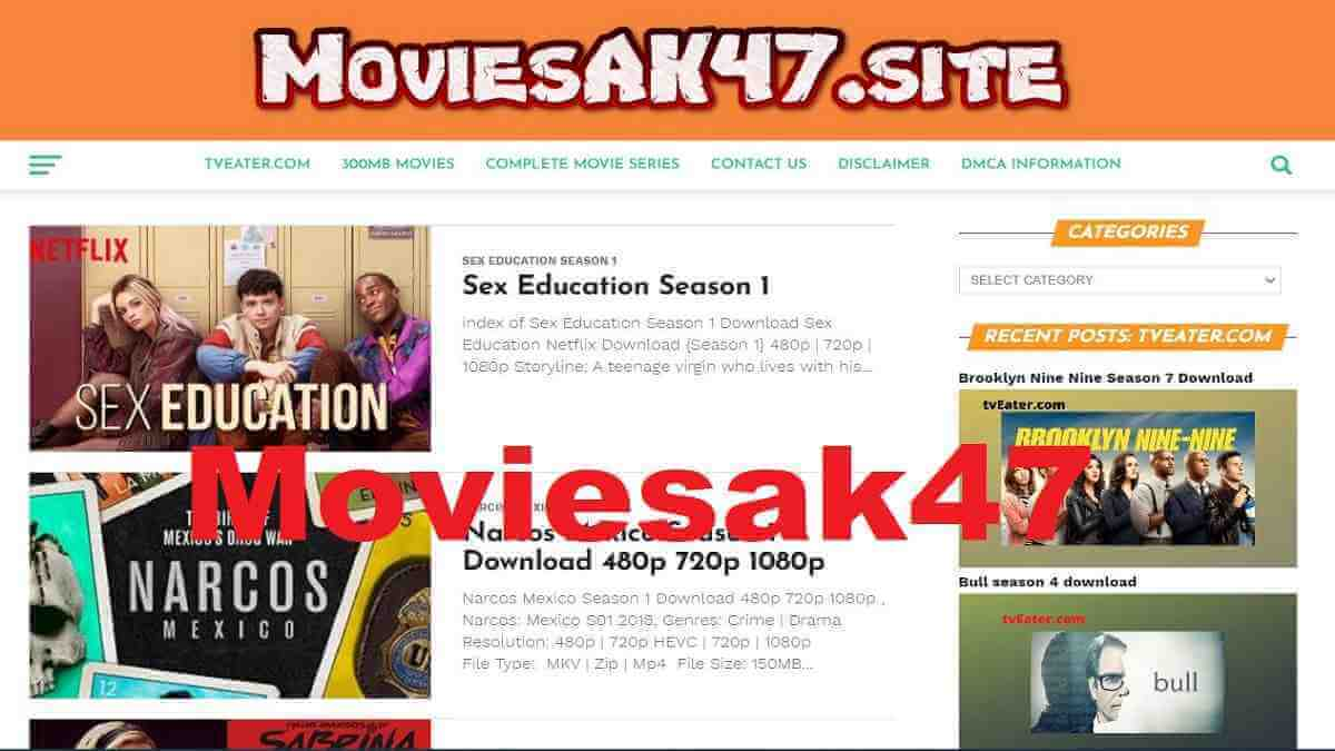 MoviesAK47 2020: illegal HD Movie Downloading Website