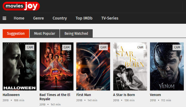 MoviesJoy – Watch Movies Online, TV Shows Free Streaming