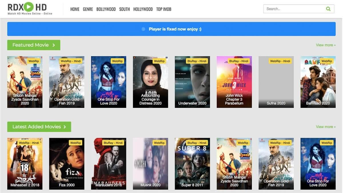 Rdxhd : Illegal Download Punjabi Movies Online