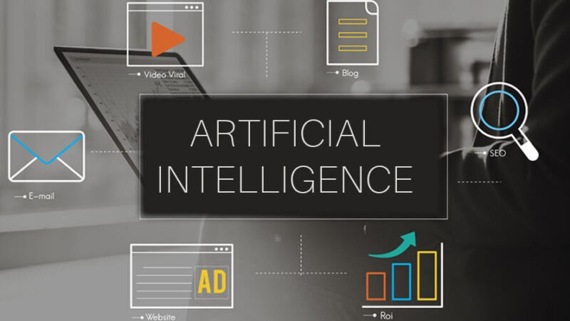 Artificial intelligence and the change in marketing
