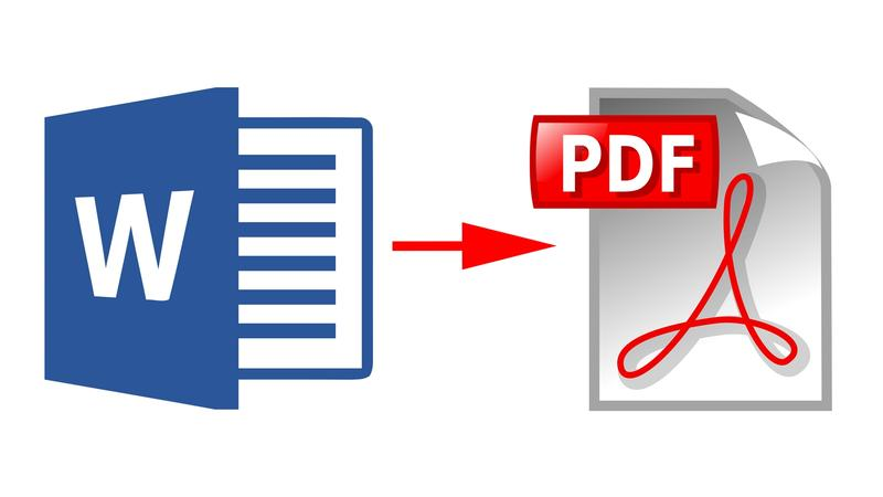 Enjoy the PDFBear's Reliable Word to PDF Conversion Tool