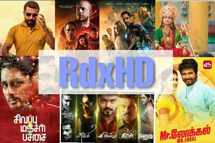 Best Alternatives to RdxHD Website