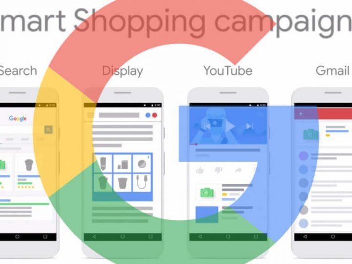 What are the benefits of Smart Shopping Ads on Google?
