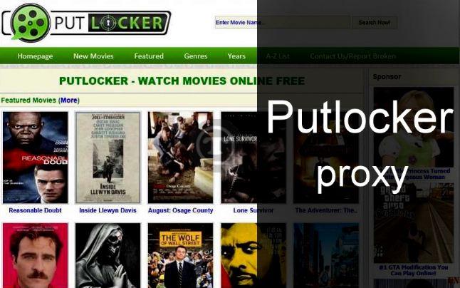Why Use PutLocker Proxy?