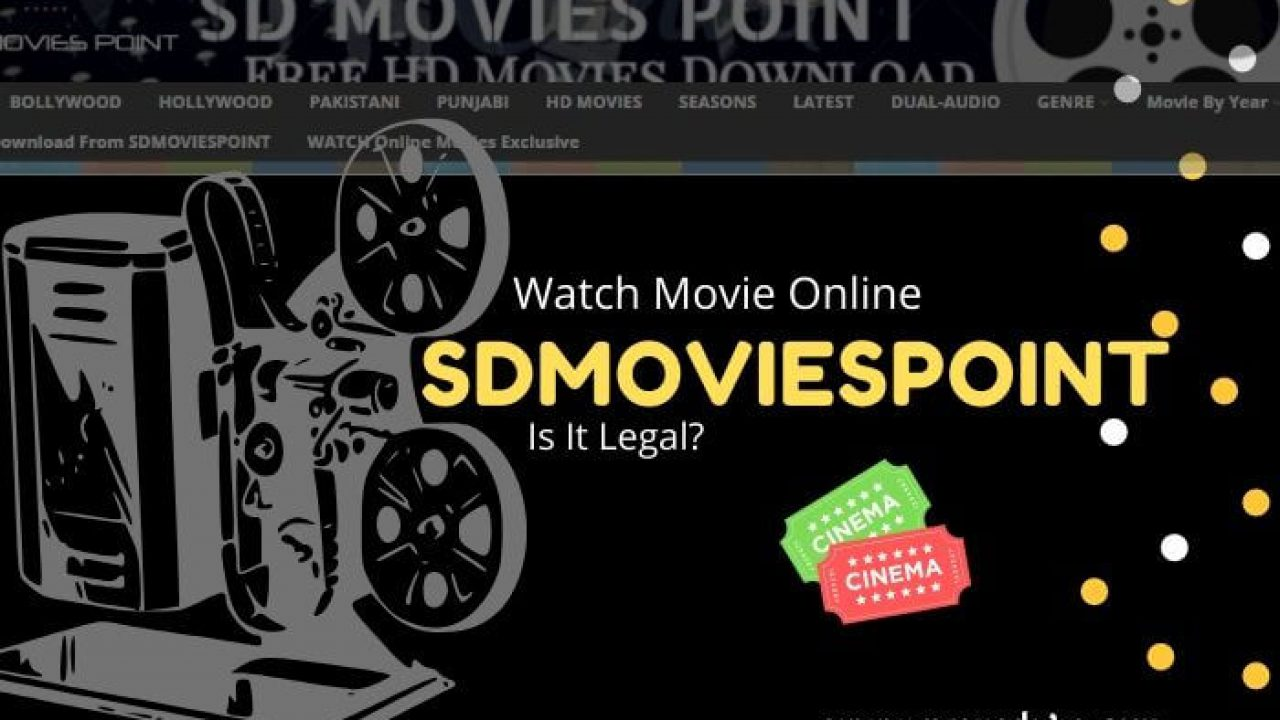 Features Of SD Movies point